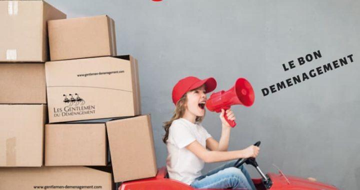 Le bon déménagement, le blog spécialisé en déménagement et emménagement !