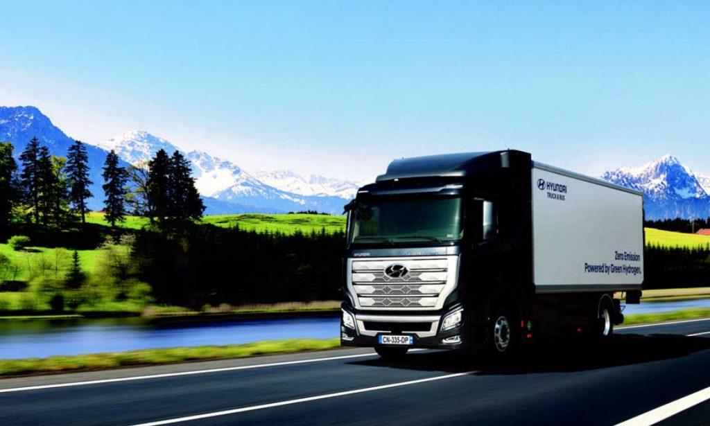 les camions poids lourd