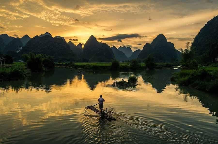 semaines de voyage au Vietnam