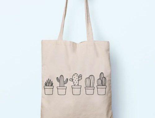 Le tote bag personnalisé : un accessoire écologique pas cher