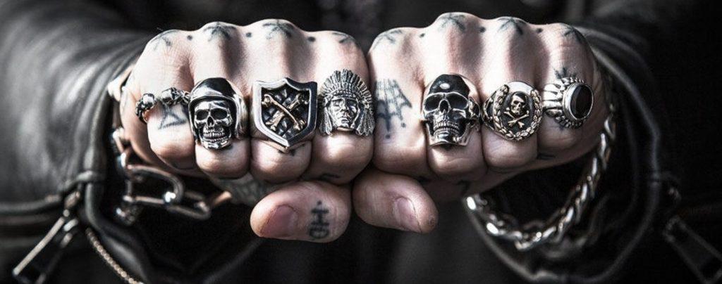 anneaux de crâne