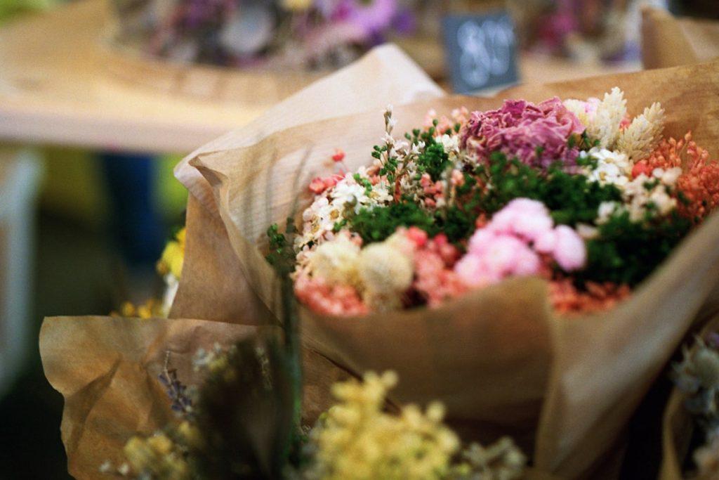 la livraison des fleurs en ligne
