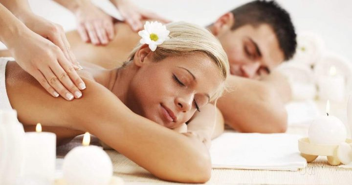 Autour de différents types de massages