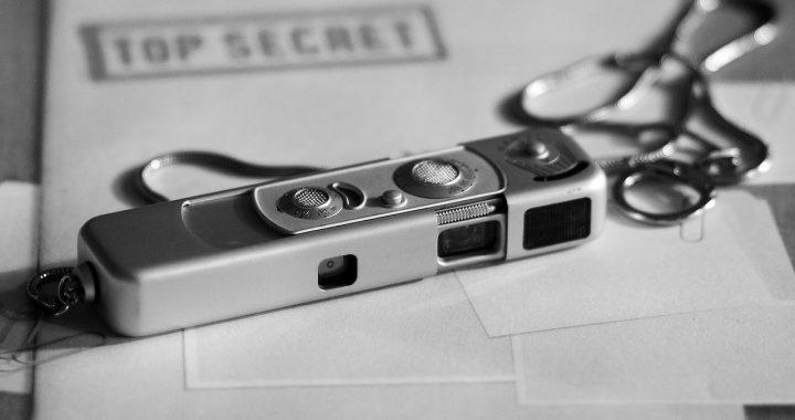 Les caméras-espions, intégrées dans des objets courants