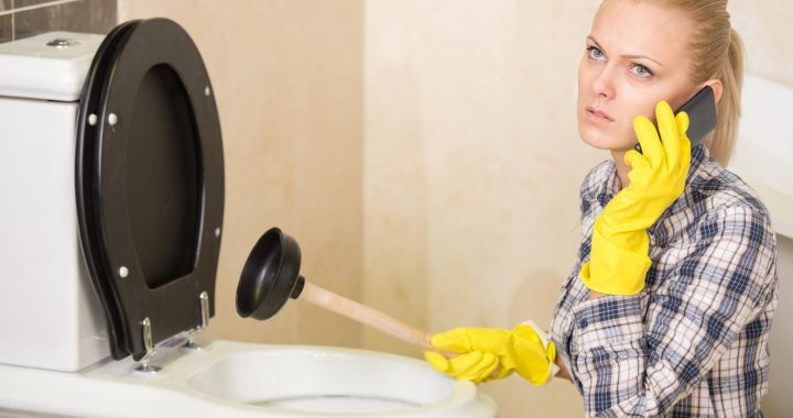 Débouchage wc : causes et solution
