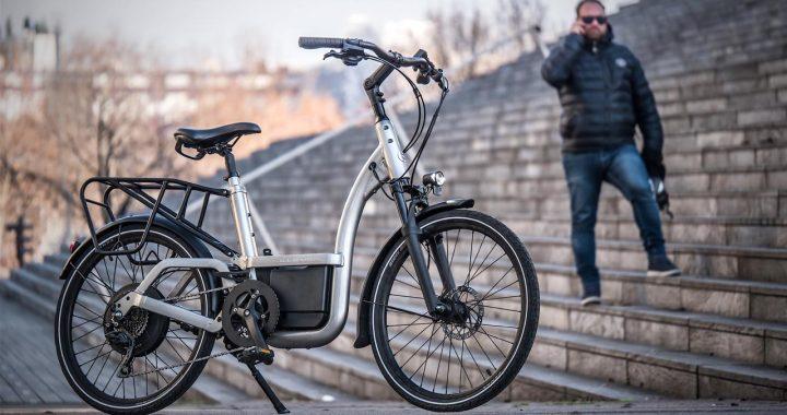 Le vélo à assistance électrique à Paris sous les feux des projecteurs