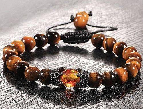 Pourquoi porter un bracelet œil de tigre ?