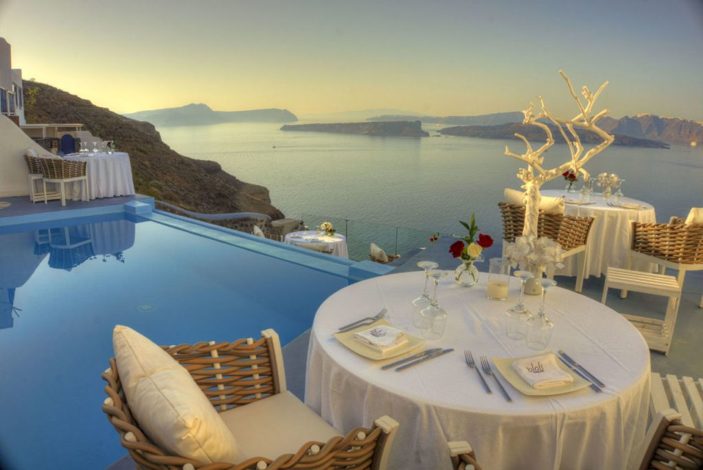 Restaurant Santorin