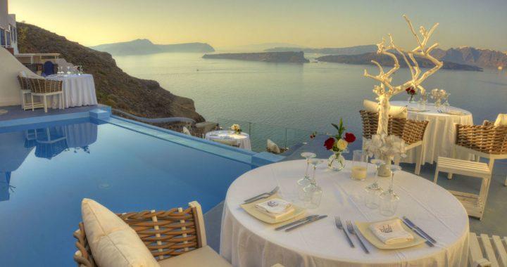 Les meilleurs restaurants à tester lors de votre séjour à Santorin