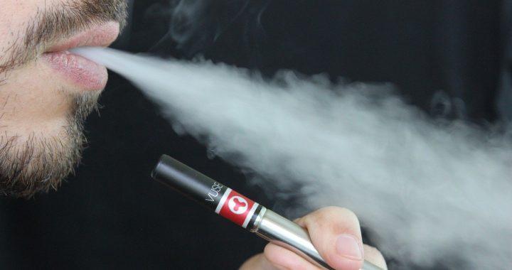 Cigarette électronique : des détails inhabituels à éclaircir