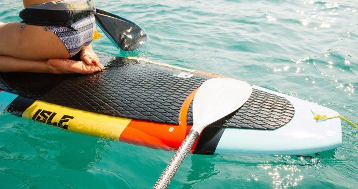 Découvrir les différents types de planches de SUP