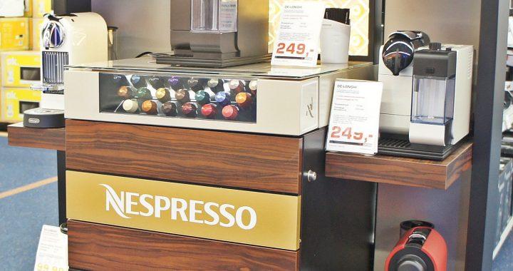 Pourquoi opter pour une cafetière Nespresso Pixie ?