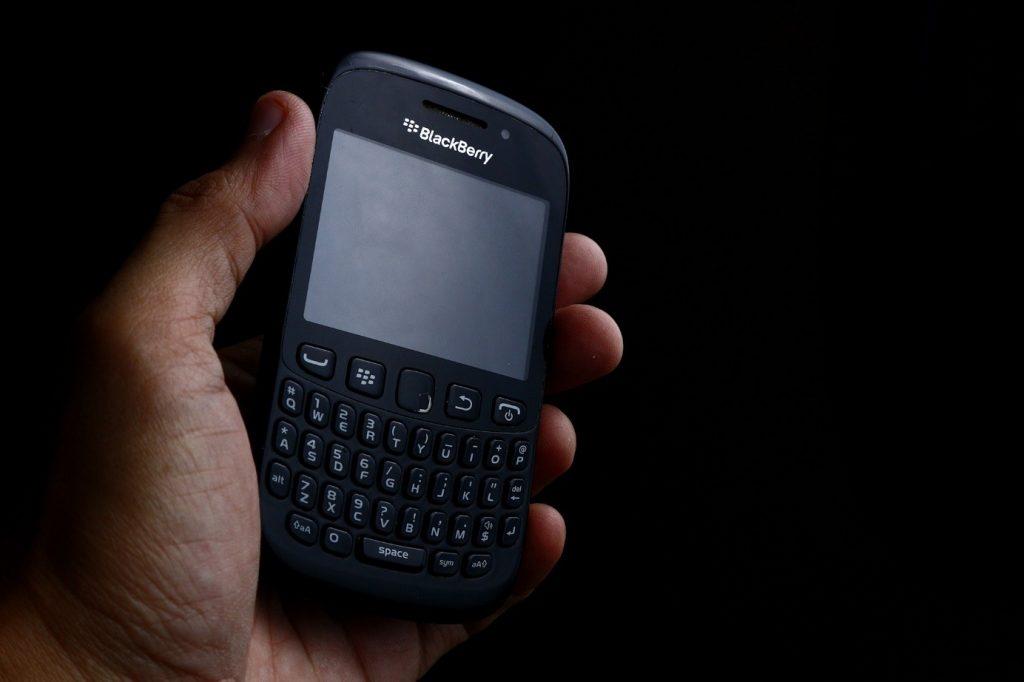retour de blackberry
