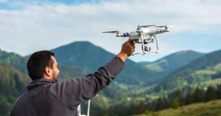 Comment utiliser les drones pour filmer vos exploits sportifs et être payé?
