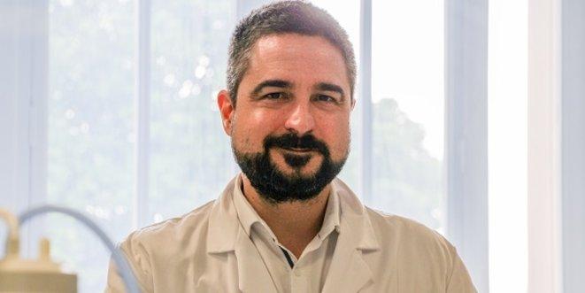 Patrick Legembre, engagé contre le cancer du sein