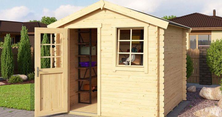 Quelle cabane de jardin pour stocker son matériel ?