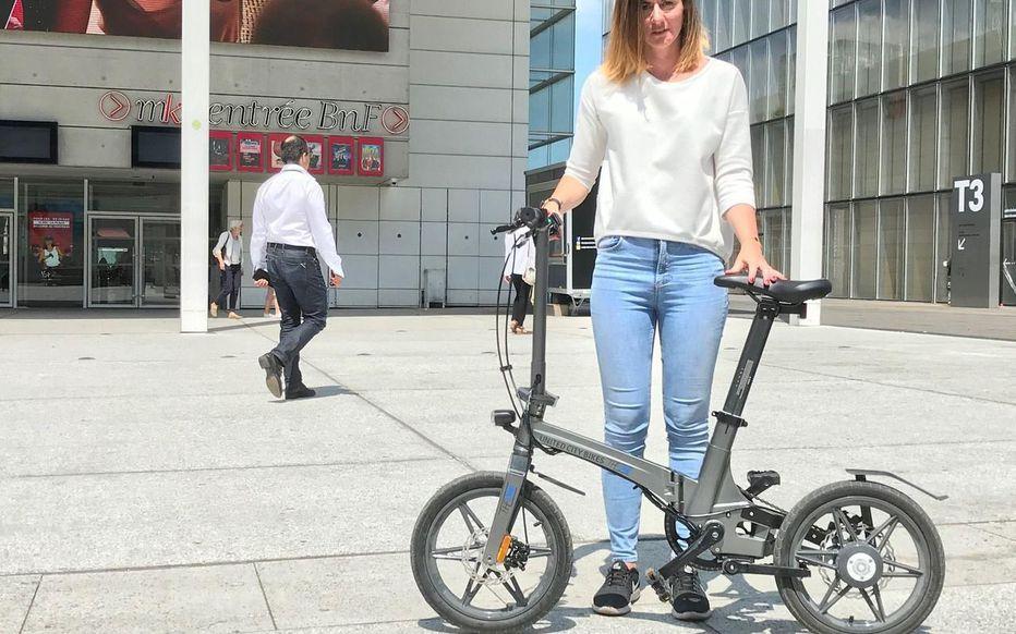 acheter son vélo électrique pliant