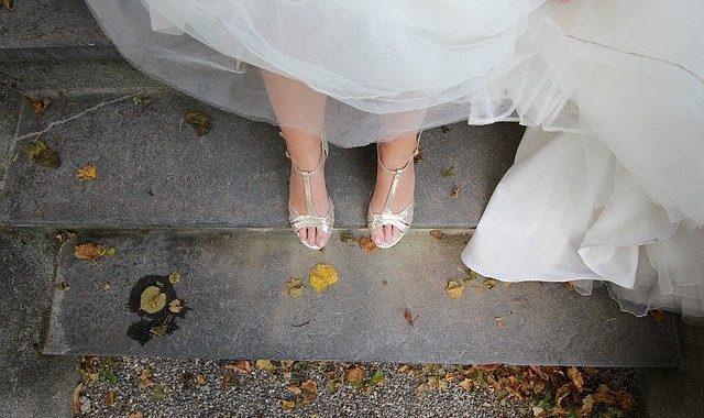Chaussures de mariage: comment bien choisir ?