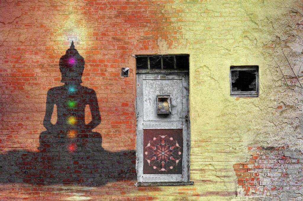 mur de chakras