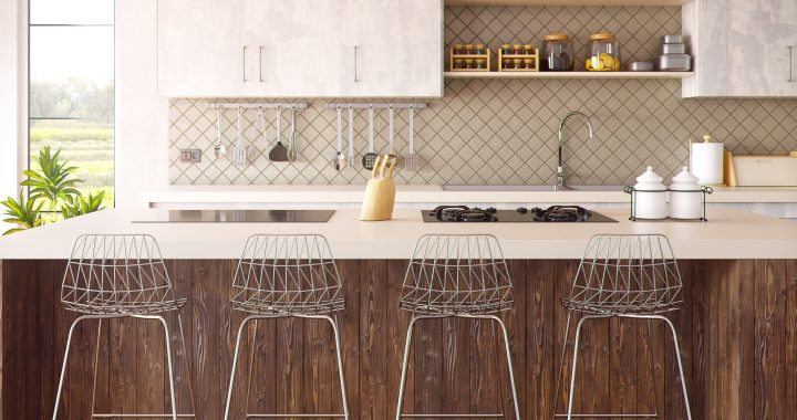 Des idées ingénieuses de design d'armoires de cuisine modernes pour inspirer !