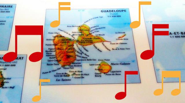 musique en Guadeloupe