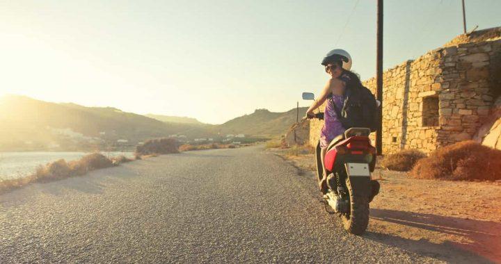Les atouts d'avoir un bon casque de protection en moto scooter?