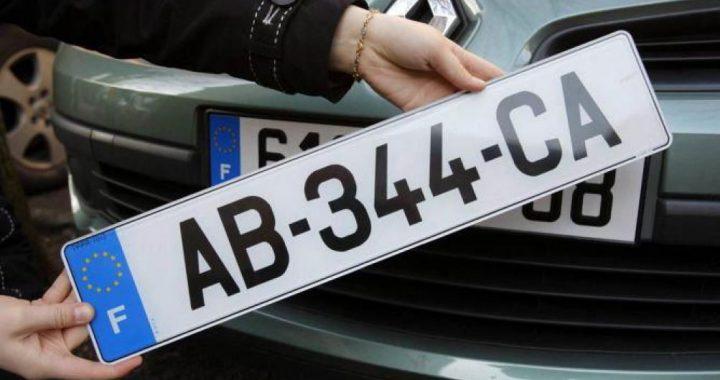 Retrouver le titulaire d'un véhicule à travers la plaque d'immatriculation