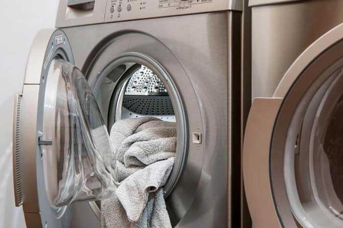 réparer les débordements de vidange de machine à laver