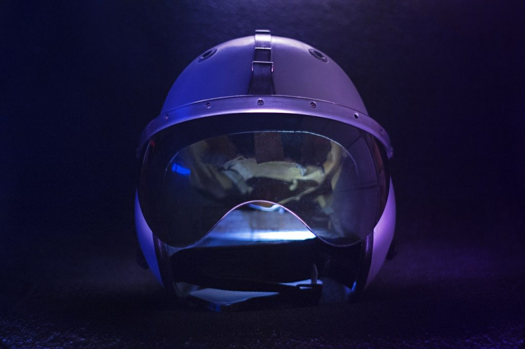 casque motorcycle