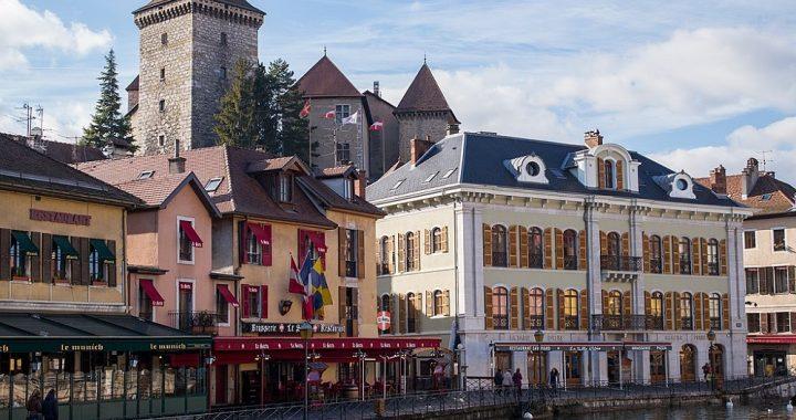 Pourquoi visiter Annecy en Haute-Savoie ?