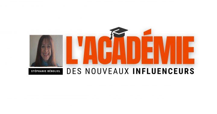 Stéphanie Bénoliel – Avis sur l'académie des nouveaux influenceurs!