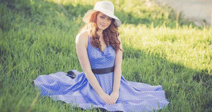 Top des conseils pour être stylée avec une belle robe vintage