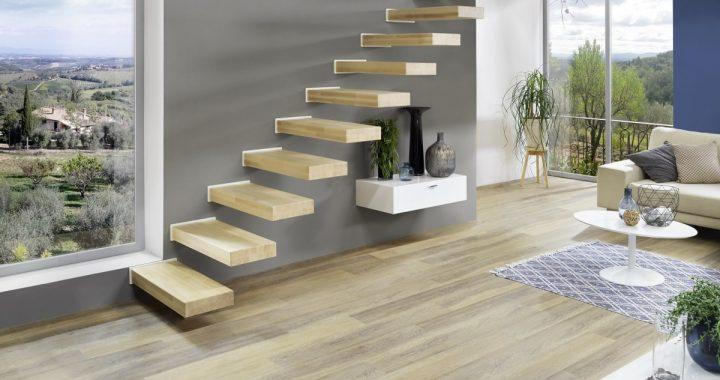 Choisir son escalier selon la forme et le matériau