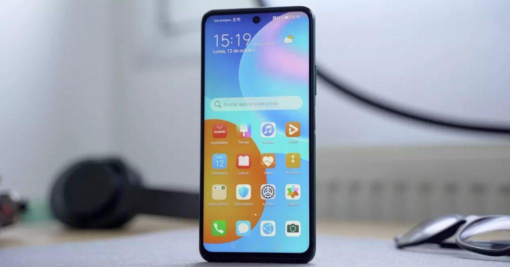 téléphone huawei 2021