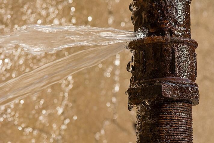 Fuite d'eau : trouvez un expert sur Internet