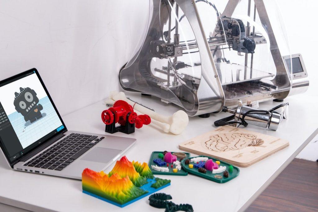intérêt d'une impression 3D pour le B2B