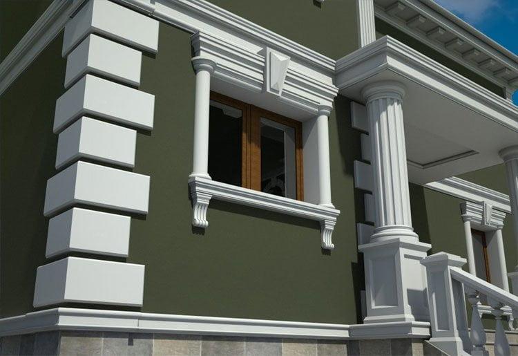 sélectionner la bonne façade pour votre maison