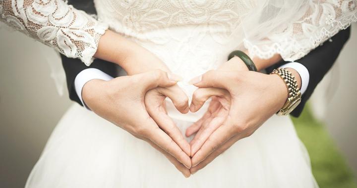 Le tampon mariage pour donner un cachet spécial à cet événement