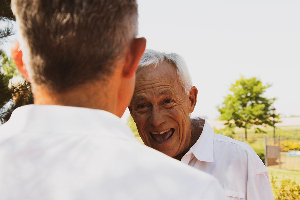 maintenir le lien avec les grands-parents pendant le confinement