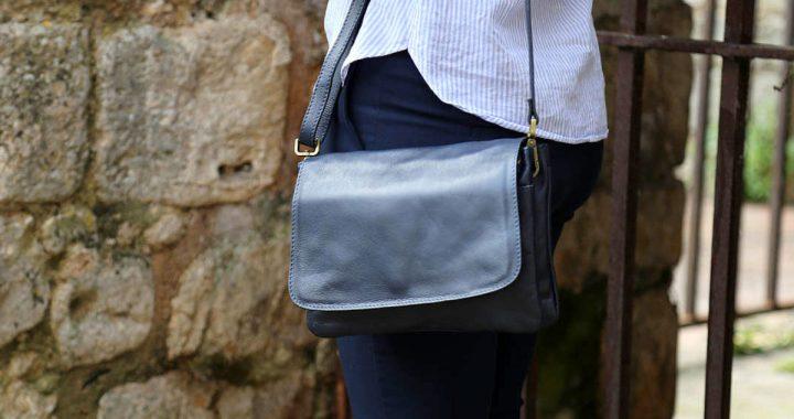 Et si vous choisissiez simplement un sac à main cuir en bandoulière ?