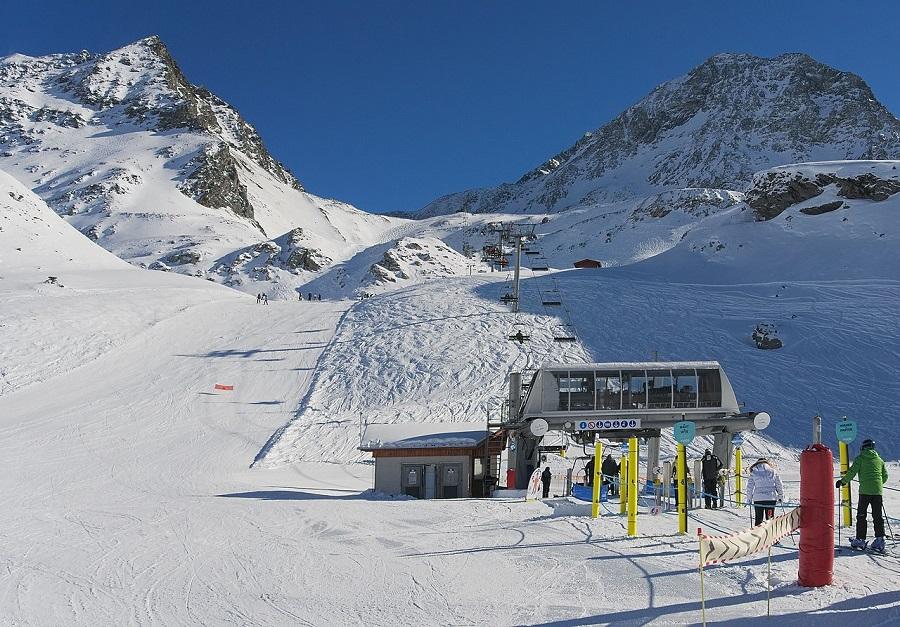 choisir la station Les Arcs pour partir en séjour à la montagne
