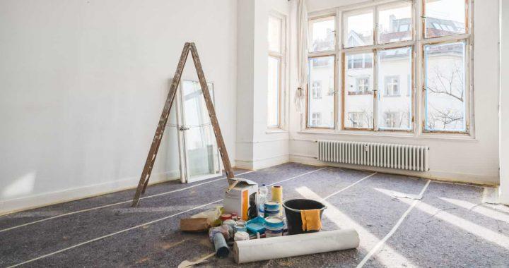 3 idées de travaux à réaliser dans un appartement en 2021
