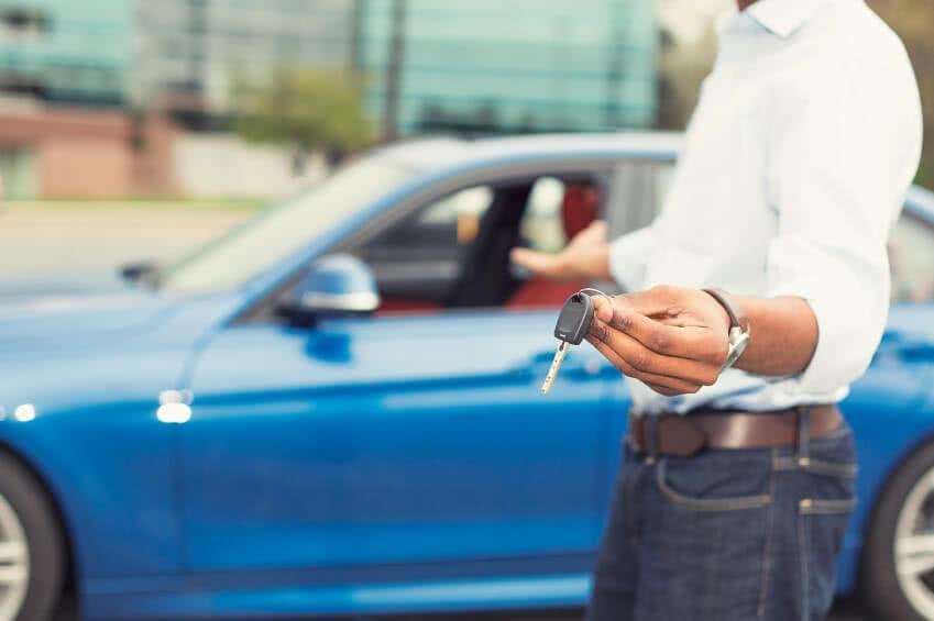 vente de voiture d'occasion