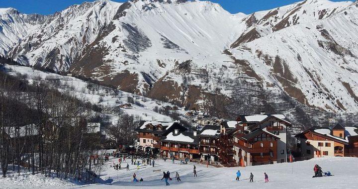Partir au domaine skiable des 3 Vallées pour ses vacances à la montagne