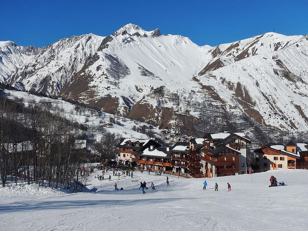 Partir au domaine skiable des 3 Vallées