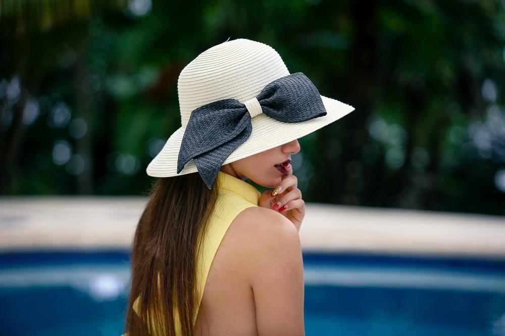 achat d'un nouveau chapeau