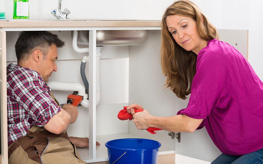 appeler un plombier professionnel