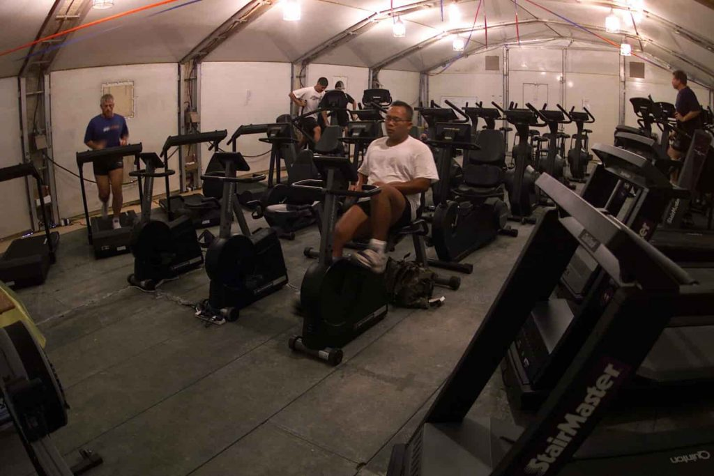 équipements fitness