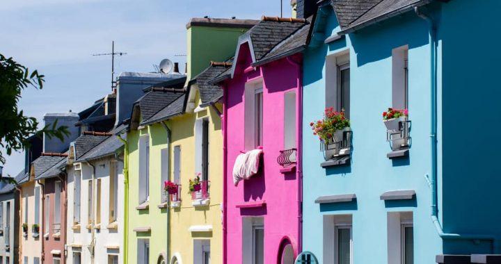 Meilleurs conseils pour trouver la bonne peinture façade couleur