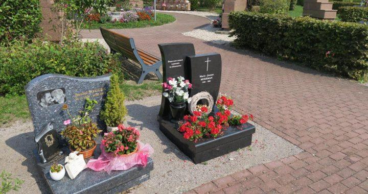 La pierre tombale, un indispensable en cas de décès